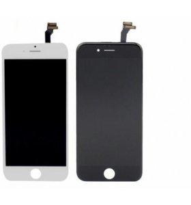 Переклейка стекла на Iphone 6