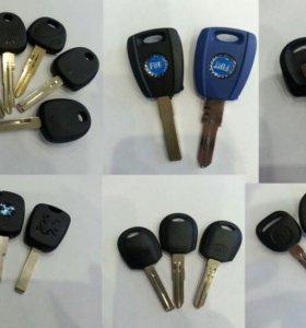 Ключи для автомобиля.