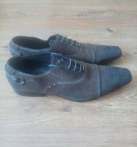 Туфли новые натуральные Карнаби(Англия)