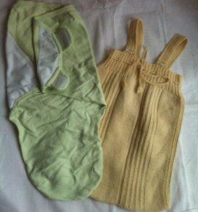 Пеленка-кокон и мешок