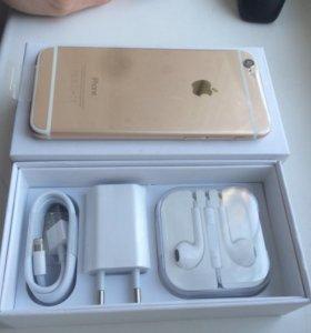 Айфон 6 16 gold