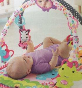 Детский коврик новый