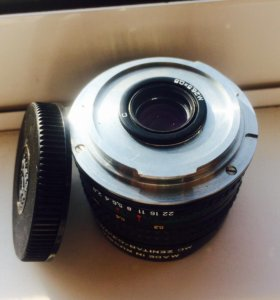 Объектив MC Zenitar-C2.8/16 fish-eye для Canon