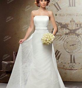НОВОЕ Свадебное платье kp0245