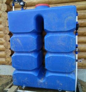 Пластиковые ёмкости. От500 до10000 литров.