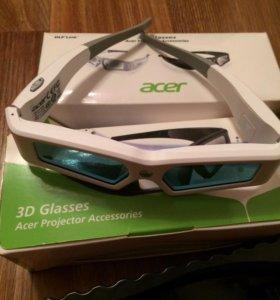 Активнвые 3D очки Acer E2W DLP Link