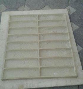 Полиуретановые формы для искусственных камней