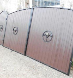 Ворота в-1