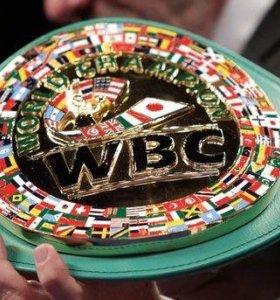 Чемпионский пояс WBC