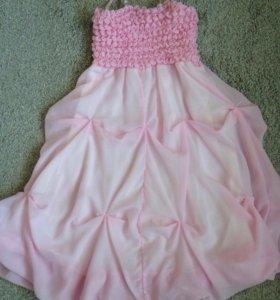 Платье нарядное, р. 110-128
