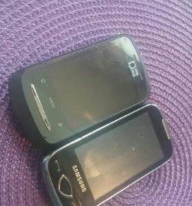 Телефоны мтс и самсунг