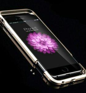 Бампер для iphone 6 plus, 6S plus