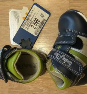 Новые ботиночки 20 р-р, 13.5 см