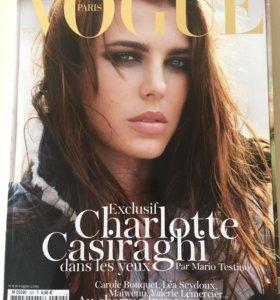 Vogue paris сентябрь 2011
