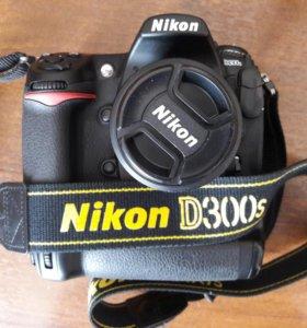 Боди Nikon d300s