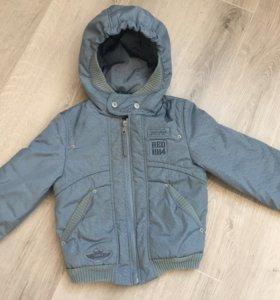 Куртка для мальчика Mr.Stillini
