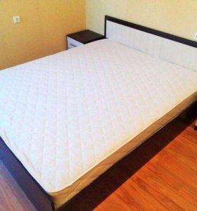 Кровать 2х спальная фиеста
