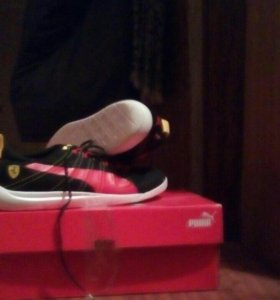 Новые кроссовки puma, 42, 5