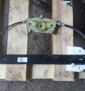 Стеклоподъемник задний левый ауди а6 с6