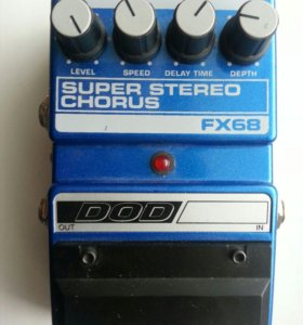 🎼 USA DOD FX68 Super Stereo Chorus USA