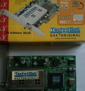 цсп Sky Star2 TV PVR PCI б/у