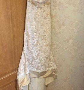 Платье на свадьбу или любое торжество