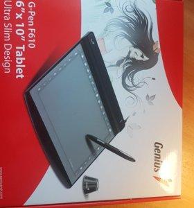 Графический планшет Genius G-Pen F610 USB
