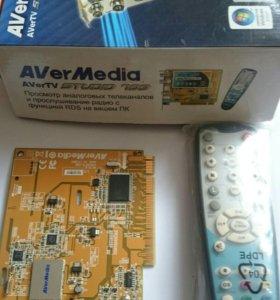 Aver Media TV Studio 707 PCI б/у
