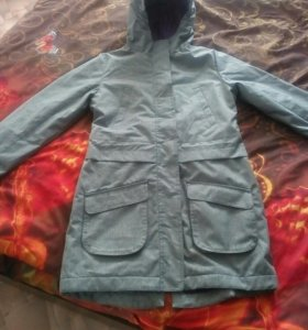 Новая куртка из магазина Спортмастер