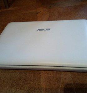 Нетбук Asus 4 ядра /320 гб HDMI 5-6 час бат