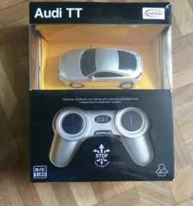Радиоуправляемая машинка Audi TT