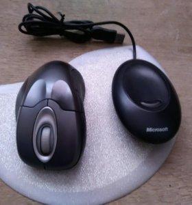 Компьютерная мышь без проводная игровая