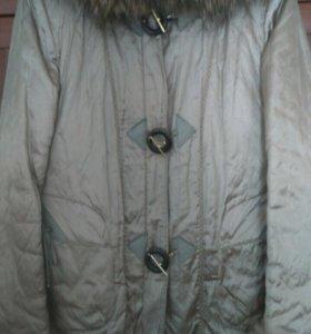 Куртка межсезонная