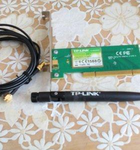 Wifi адаптер TP LINK TL-WN350GD