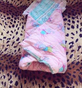 Ватное одеяло для грудничков!