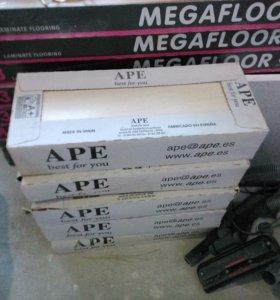 Плитка APE (Испания) коллекция GLOBE CREMA
