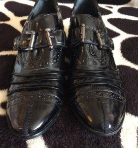 Туфли. Кожаные