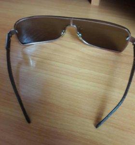 Очки мужские солнцезащитные для водителя.