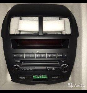 Новая штатная магнитола Mitsubishi Япония