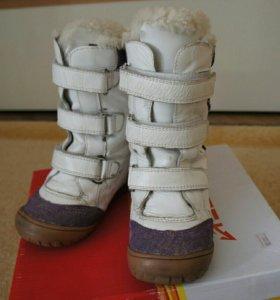 Ортопедические зимние сапожки ОРТЕК