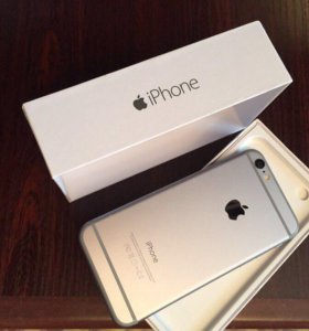 iPhone 6, SpaceGray, 64 Gb