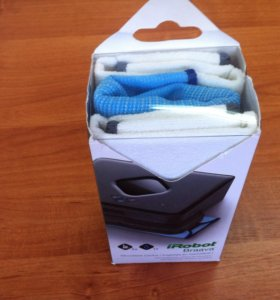 Чистящие салфетки для Irobot bravia 390T