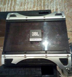 Продам 2х канальный усилитель JBL GTO-75.2.