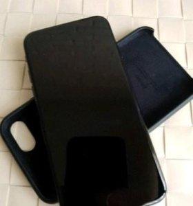 Черный айфон 7 - Новый, replik.