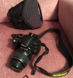 Фотоаппарат Nikon D3100 торг