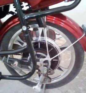 Электровелосипед SITY CAT