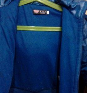 Курточка на мальчиков