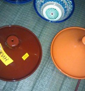 Таджин керамический для мароканской кухни