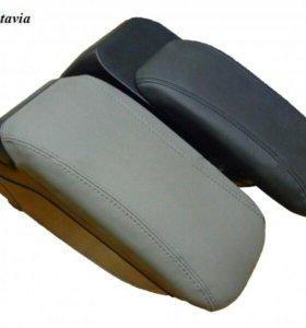Подлокотник Слайдер для Skoda Octavia A7