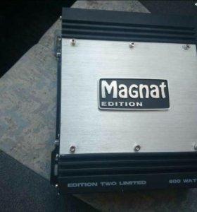 Усилитель magnat 600w
